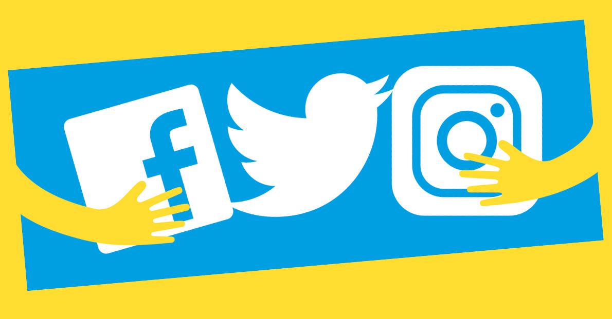 Social media 2019